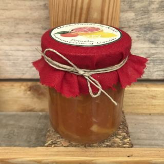 Mermelada de pomelo, mandarina y limón(212 ml)