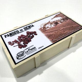 Pasas de Dénia caja (500gr)